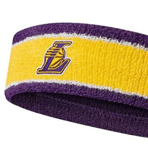 NBA Los Angeles Lakers Amarillo - Lebron Kafa Bandı N.100.0535.747.OS