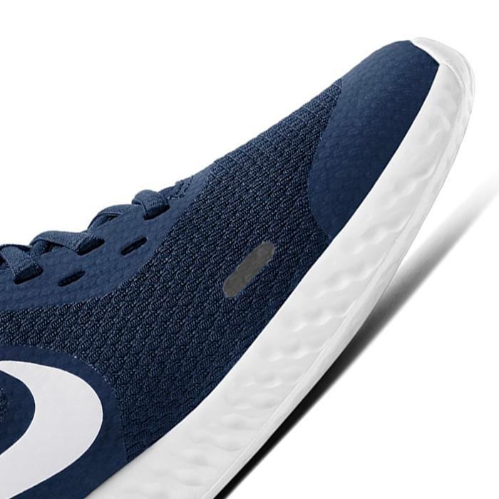 Revolution 5 (Gs) Unisex Mavi Koşu Ayakkabısı BQ5671-402 1152825
