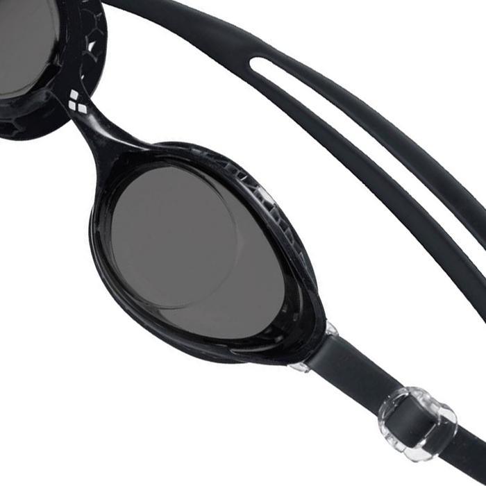 Air-Soft Unisex Siyah Yüzücü Gözlüğü 003149550 1147044