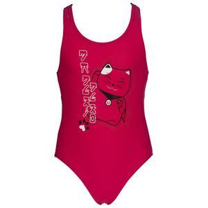 Meko Çocuk Pembe Yüzücü Mayo 003242957