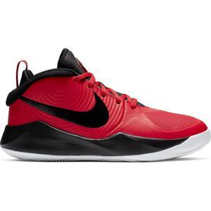 Team Hustle D 9 (Gs) Unisex Kırmızı Basketbol Ayakkabısı AQ4224-600
