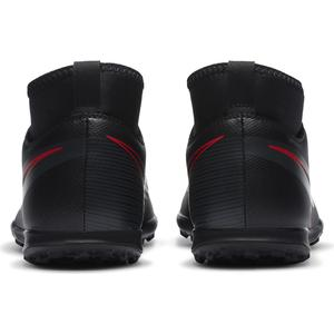Jr. Mercurial Superfly 7 Club Tf Unisex Siyah Halı Saha Ayakkabısı AT8156-060