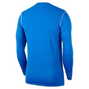 Dry Park20 Crew Top Erkek Mavi Futbol Uzun Kollu Tişört BV6875-463