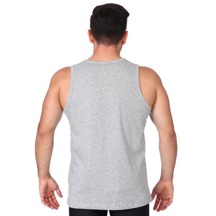 Nsw Club Tank Erkek Gri Günlük Stil Atlet BQ1260-063 1108528