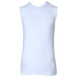 Erkek Beyaz Kolsuz Ter Atleti 2019040101