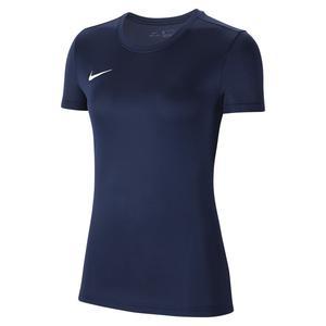 Dry Park VII Jsy Ss Kadın Mavi Futbol Tişört BV6728-410