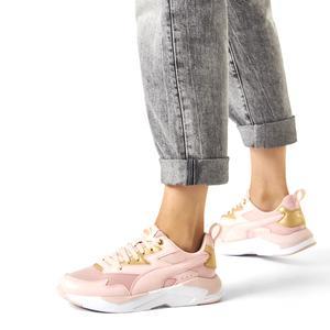 X-Ray Lite Wmn S Metallic Kadın Pembe Günlük Ayakkabı 37473702