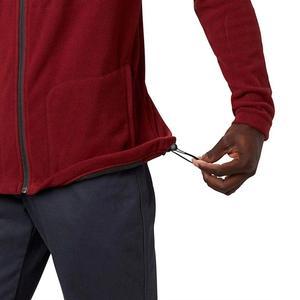 Fast Trek II Full Zip Fleece Erkek Kırmızı Outdoor Polar AE3039-665