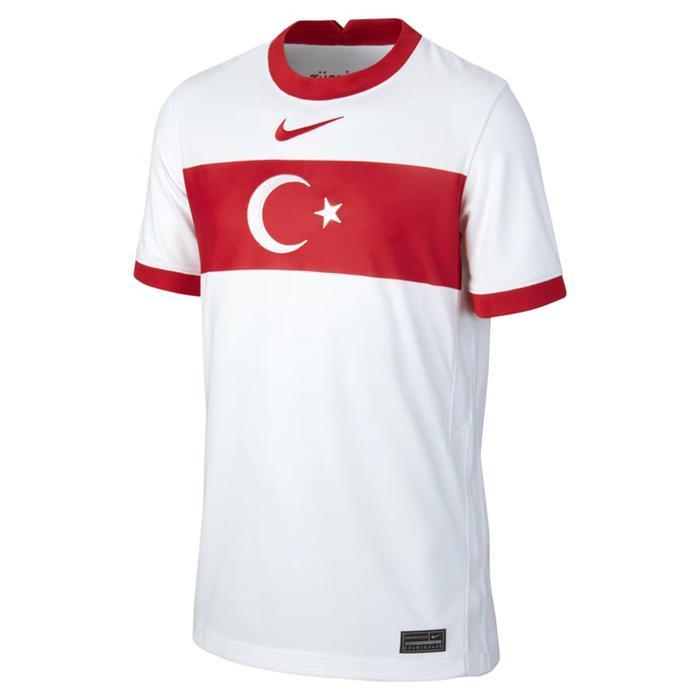 Türkiye 2020 Milli Takım Çocuk İç Saha Forması CD1058-100 1193788