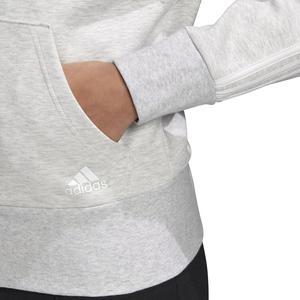 W 3S Dk Hoodie Kadın Gri Günlük Stil Ceket GC6940