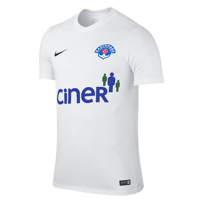 Kasımpaşa Spor Erkek Beyaz Futbol Forma 725891-100-Kas 1088469