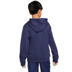 B Nsw Fz Club Çocuk Mavi Günlük Stil Sweatshirt BV3699-410