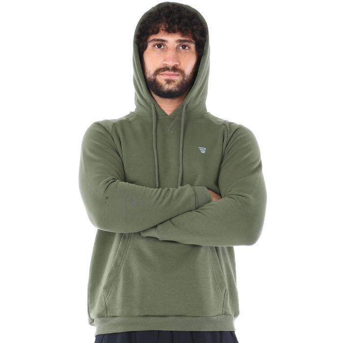 Spo-Efsweat Erkek Haki Sweatshirt 711219-HKI 1158316