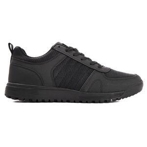 Tommy Erkek Siyah Günlük Ayakkabı SA20LE023-596