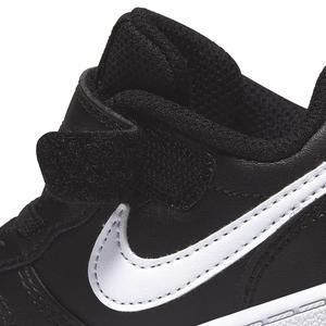 Court Borough Low 2 (Tdv) Çocuk Siyah Günlük Ayakkabı BQ5453-002
