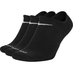 Evry Plus Cush Ns Foot 3P Erkek Siyah Günlük Çorap SX7840-010