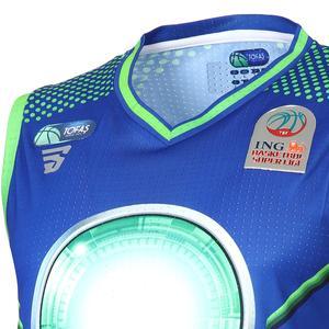 Tofaş 2020 Erkek Mavi Basketbol Forması TKT100125-MAV