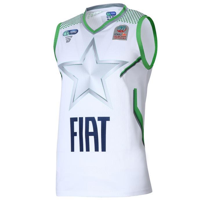 Tofaş 2020 Erkek Beyaz Basketbol Forması TKT100125-BYZ 1237565