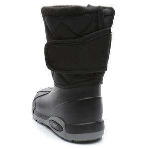 W10209 Topo Ski Nylon Çocuk Siyah Outdoor Bot W10209-002