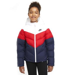 U Nsw Tf Synthetıc Fill Jacket Çocuk Beyaz Günlük Stil Ceket CU9157-104