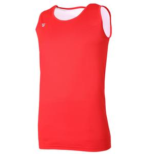 Spt Çift Taraflı Erkek Kırmızı Basketbol Atlet TKT100116-KRM