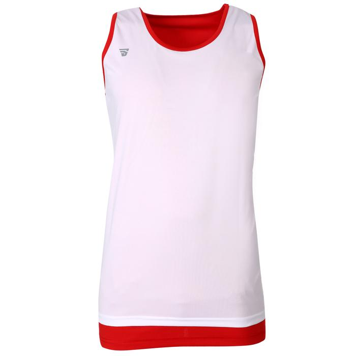 Spt Çift Taraflı Erkek Kırmızı Basketbol Atlet TKT100116-KRM 1220257