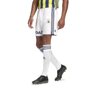 Fenerbahçe SK 2020-2021 Erkek Beyaz İç Saha Futbol Şortu GD3740
