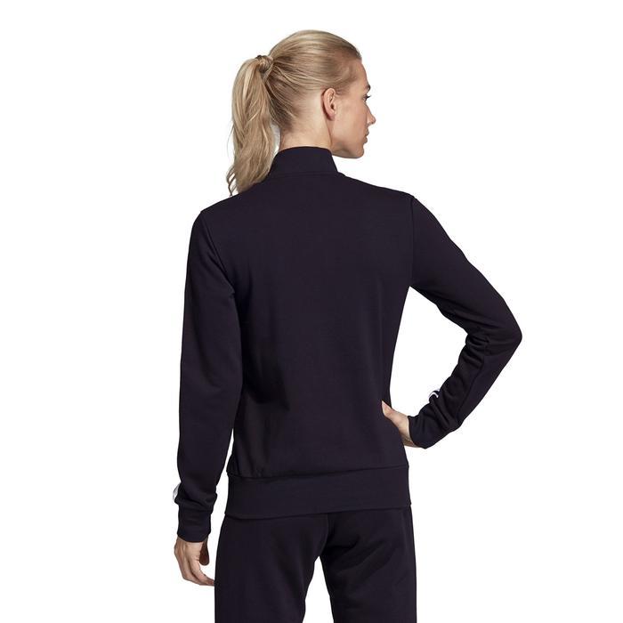 E 3S Tracktop Kadın Siyah Günlük Stil Ceket DP2411 1221773