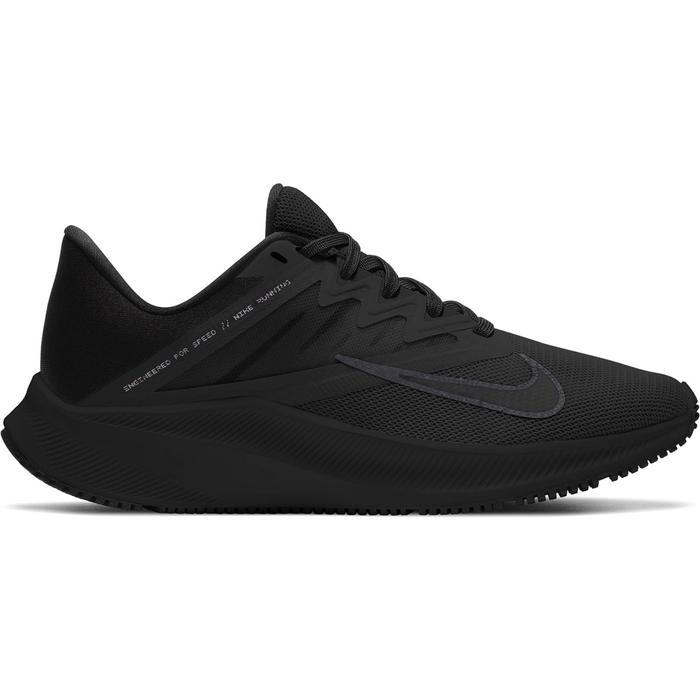 Wmns Quest 3 Kadın Siyah Koşu Ayakkabısı CD0232-001 1168321