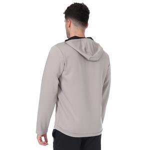 Spo-Polrunkap Erkek Gri Koşu Sweatshirt 711359-GRI