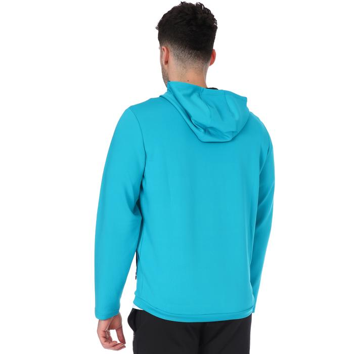 Spo-Polrunkap Erkek Mavi Koşu Sweatshirt 711359-TUR 1160160
