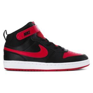 Court Borough Mid 2 (Psv) Çocuk Siyah Günlük Ayakkabı CD7783-003
