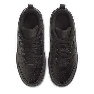 Court Borough Low 2 (Gs) Unisex Siyah Günlük Ayakkabı BQ5448-001