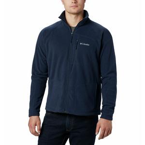 Fast Trek II Full Zip Fleece Erkek Mavi Outdoor Polar AE3039-468