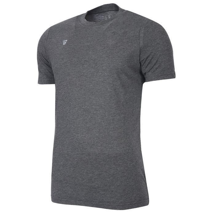 Basic T-Shirt Erkek Antrasit Basketbol Tişört TKY100102-ANT 1235236