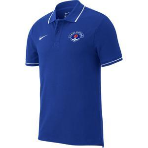 Kasımpaşa Erkek Mavi Futbol Polo Tişört AJ1502-463-KAS