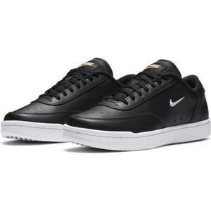Court Vintage Kadın Siyah Tenis Ayakkabısı CJ1676-001