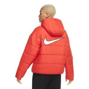 W Nsw Core Syn Jkt Kadın Kırmızı Günlük Stil Ceket CZ1466-673