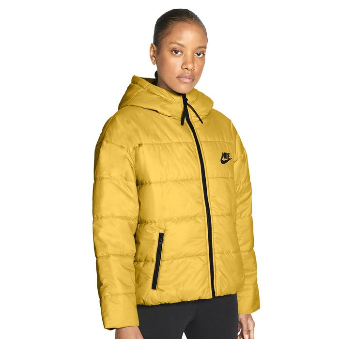 W Nsw Core Syn Jkt Kadın Sarı Günlük Ceket CZ1466-761 1234182