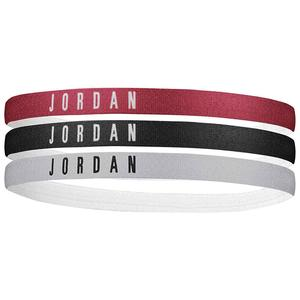 Jordan NBA 3Pk Gym Unisex Kırmızı Basketbol Kafa Koruma Bandı J.000.3599.626.OS