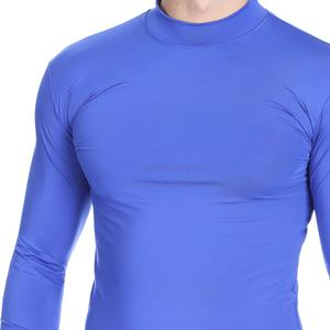 Uzun Kol Erkek Mavi Antrenman İçliği 0656515