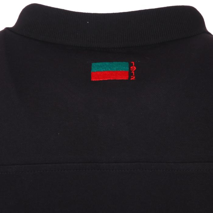 Karşıyaka Kadın Siyah Basketbol Polo Tişört TKY100137-SYH 1236359