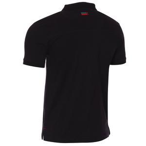 Karşıyaka Çocuk Siyah Basketbol Polo Tişört TKY100138-SYH