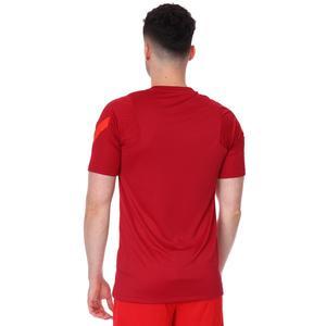 Türkiye 2020 Brt Strk Top Ss Erkek Kırmızı Futbol Tişört CD2180-618