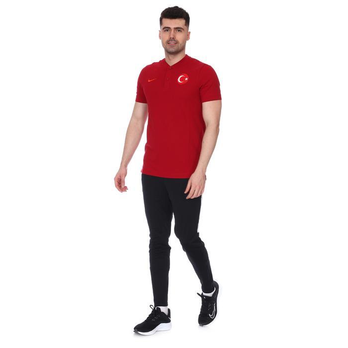 Türkiye 2020 Milli Takım Erkek Kırmızı Polo Tişört CK9206-618 1192444
