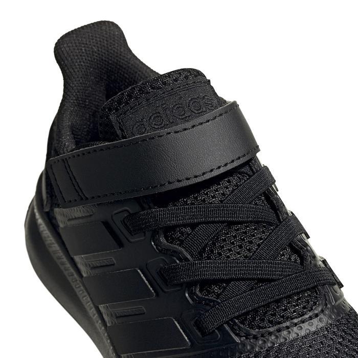 Runfalcon C Unisex Siyah Koşu Ayakkabısı EG1584 1222172