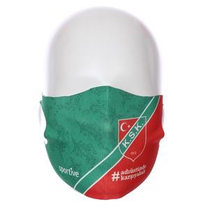 Karşıyaka Unisex Yeşil Maske TKY100153-YSL
