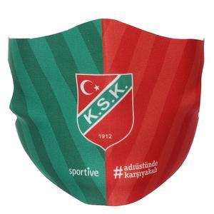Karşıyaka Unisex Kırmızı Maske TKY100153-KRM