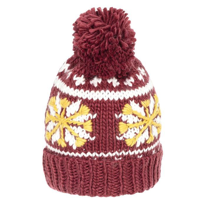 Snowflake Pom Pom Kadın Çok Renkli Outdoor Bere TERJAA07028-073 1237469