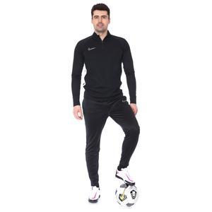 Dry Academy Erkek Siyah Futbol Uzun Kollu Tişört AJ9708-010